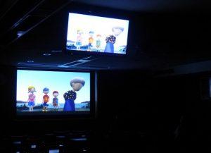 子ども向けの防災学習のアニメビデオ